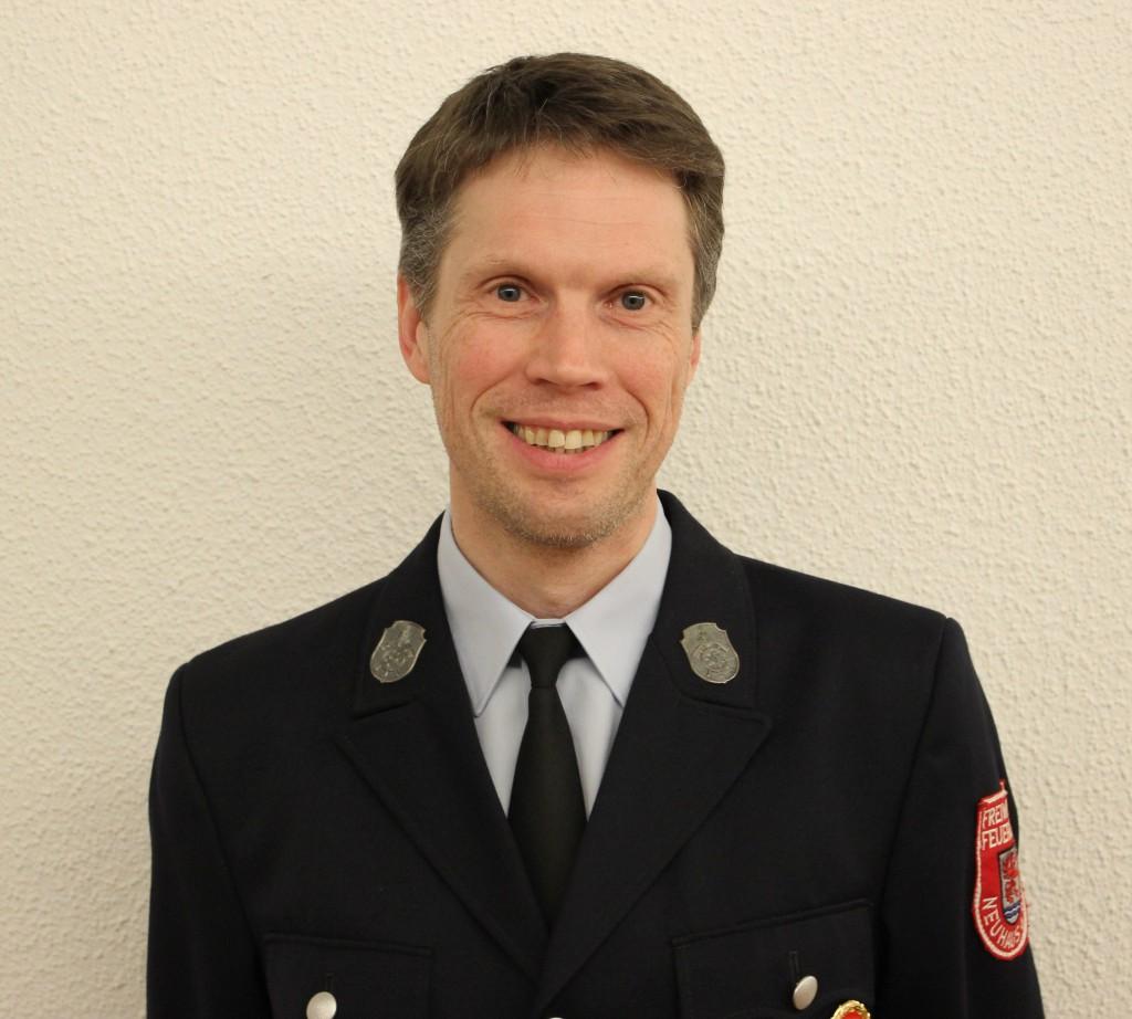 Kassier Martin Frankenberger