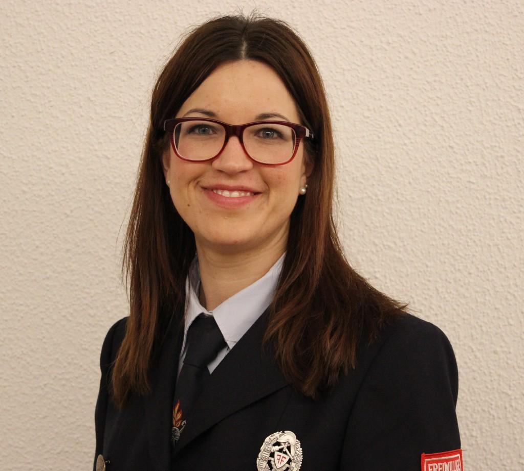 Schriftführerin Silvia Lehner