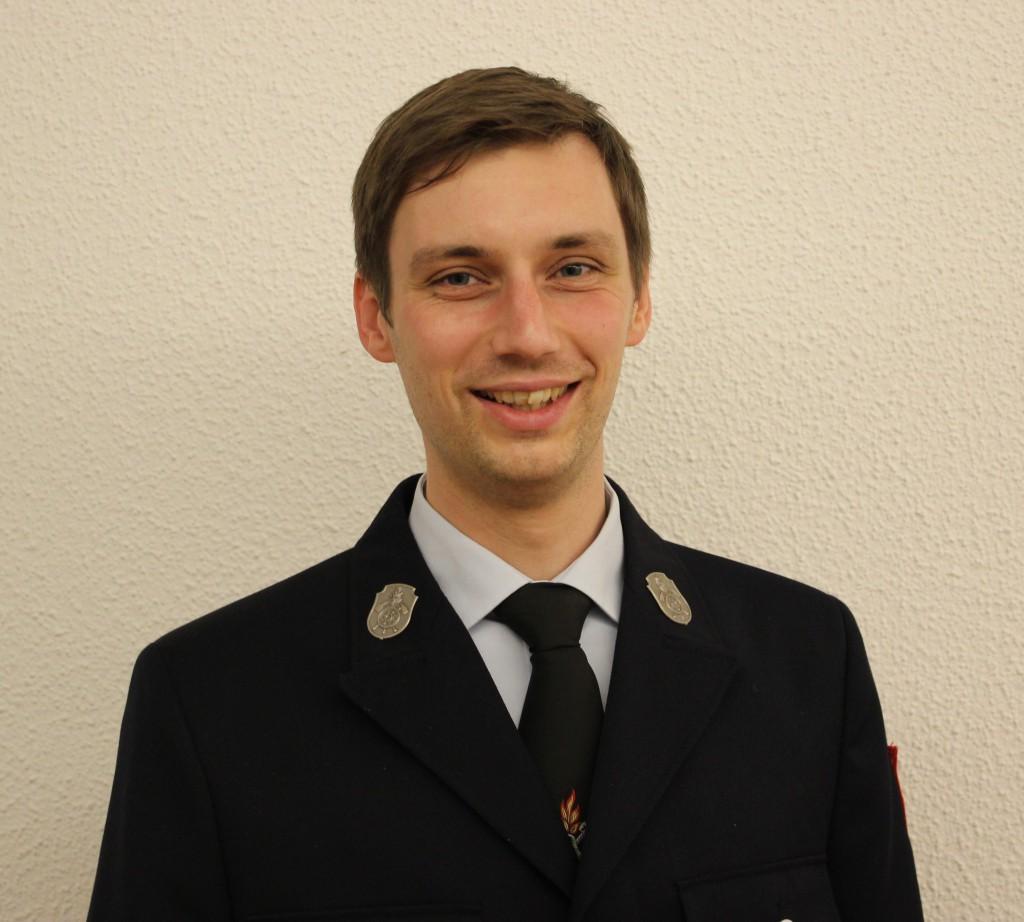 1. Vorstand Johannes Weidmann